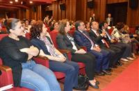 Bursa İl Sağlık Müdürü Dr. Özcan Akan, THD Bursa Şubesinin Hemşireler Haftası nedeniyle düzenlediği panele katıldı
