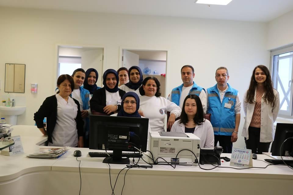 Şehir Hastanesi Evde Sağlık Birimi
