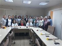 Halk Sağlığı Hizmetleri Başkanlığında Hemşireler Günü Etkinliği Yapıldı