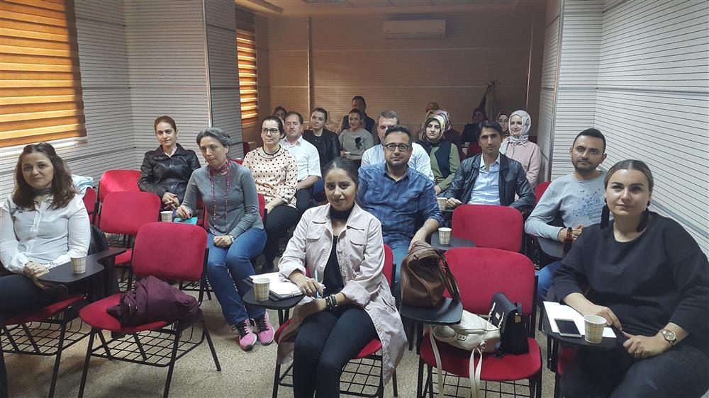 Hasta Hakları Birimlerinde Çalışan Personele Eğitim Verildi