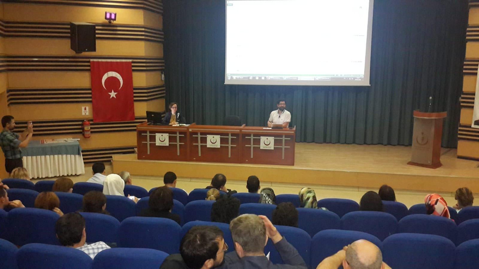 Acil Servis Seviyelendirme Komisyonu İstişare Toplantısı