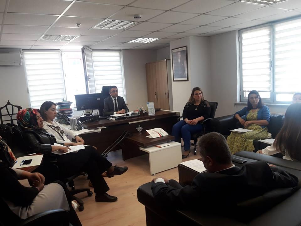 Halk Sağlığı Hizmetleri Başkanlığı Çocuk İzlem Merkezi Alt Komisyon Toplantısı