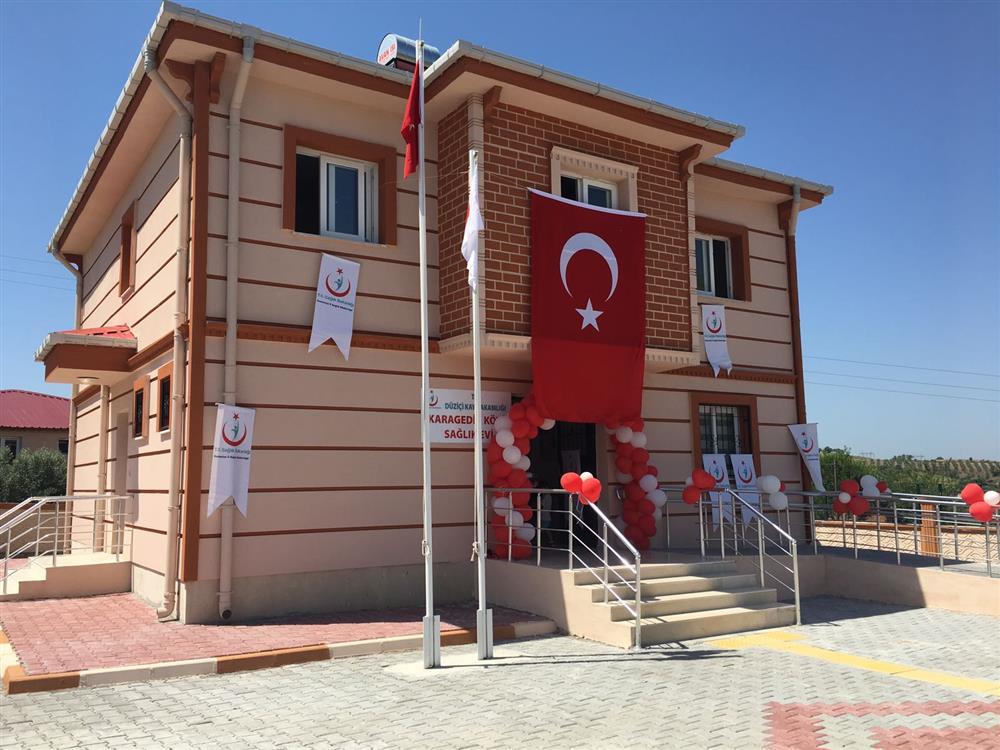 Düziçi Karagedik Köyü Sağlık Evi