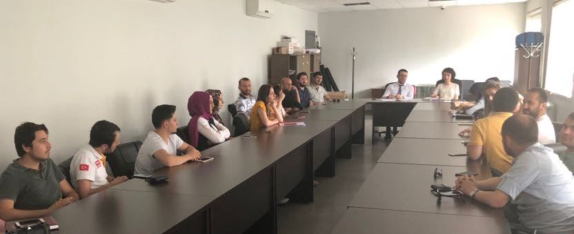 112 Acil Sağlık Hizmetleri İstasyon Sorumluları Toplandı