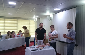 Yenidoğan Canlandırma Programı Eğitimleri
