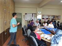 Lalaşahinpaşa Mesleki ve Teknik Anadolu Lisesi Müdürlüğü'nde 21 Haziran tarihinde gerçekleştiren tüm kurum personeline yönelik gerçekleştirilen seminer