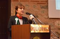 Bursa İl Sağlık Müdürlüğü Halk Sağlığı Hizmetleri Başkanı Dr. Esma KUZHAN tarafından konuşma yapıldı.