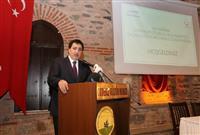 Programın açılış konuşması Sn. Vali İzzettin KÜÇÜK tarafından yapıldı.