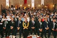"""26 Haziran 'Uluslararası Uyuşturucu Kullanımı ve Kaçakçılığı ile Mücadele Günü Sevdiklerin İçin Bağımlı Olma Paneli"""" Ördekli Kültür Merkezi'nde gerçekleştirildi."""