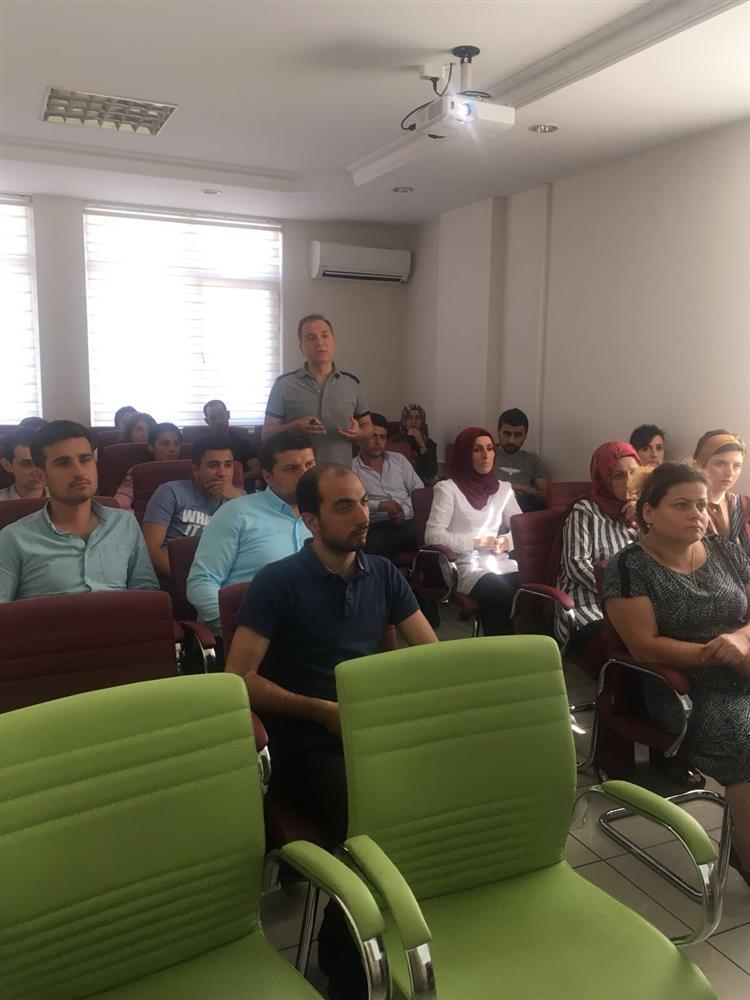 Bafra Sosyal Hizmet Merkezinde Organ Bağışı ve Nakli Eğitimi