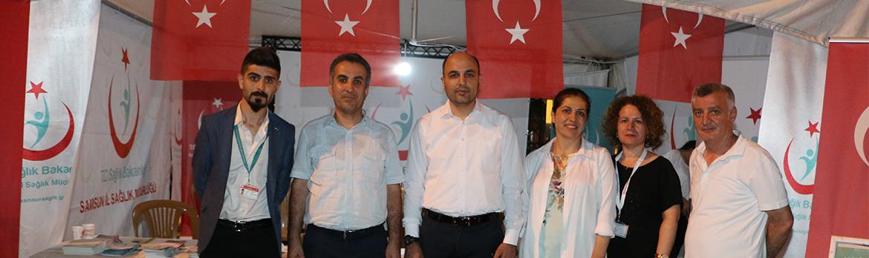 """""""15 Temmuz Destanı"""" Samsun'da Coşkuyla Kutlandı"""