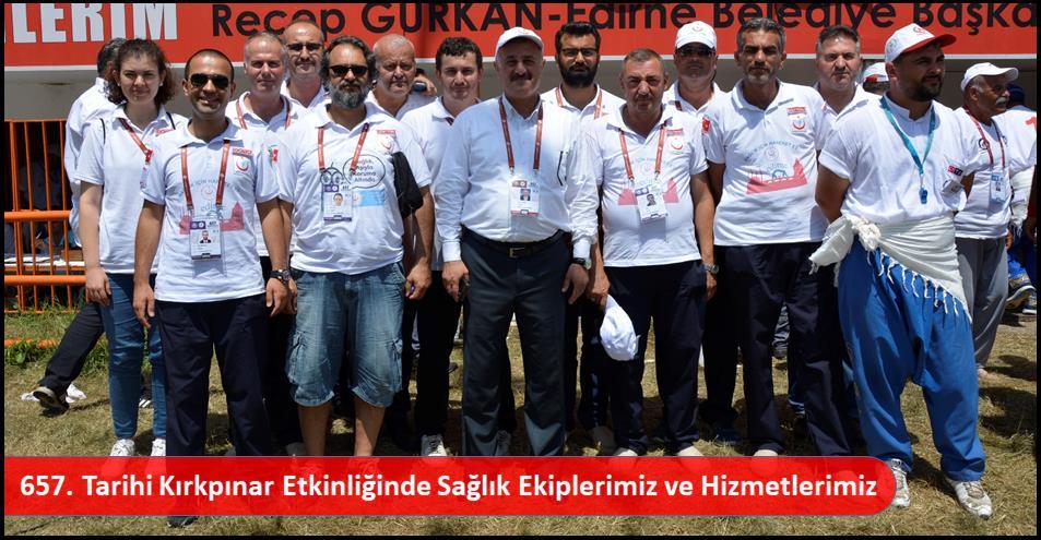"""""""15 Temmuz Demokrasi ve Milli Birlik Günü"""" etkinlikleri kapsamında ilimize bağlı merkez ve ilçelerde sağlık çalışanları meydanlardaydı."""