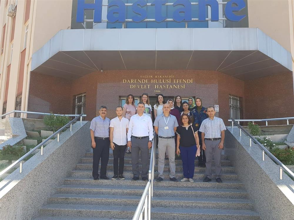 Darende Hulusi Efendi Devlet Hastanesi Anne Dostu Hastane