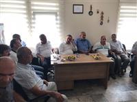 Mevsimlik Tarım İşçilerine Yönelik Toplantı Yapıldı