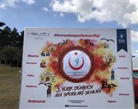 Bursa Büyükşehir Belediyesi Başkanlığı ve Keles Belediyesi koordinatörlüğünde düzenlenen 3. Türk Dünyası Ata Sporları Şenliği ve 52.Keles-Kocayayla Kültür Şölenine katılım sağlandı.