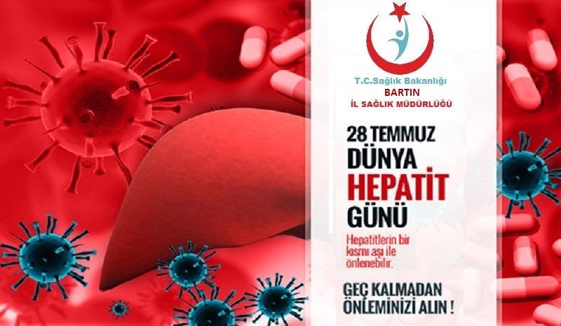 Hepatiti Test Et ve Tedavi Et