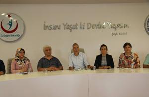 Samsun Eğitim ve Araştırma Hastanemizde Yoğun Bakım Hizmet Süreçleri İyileştirme Toplantısı Yapıldı
