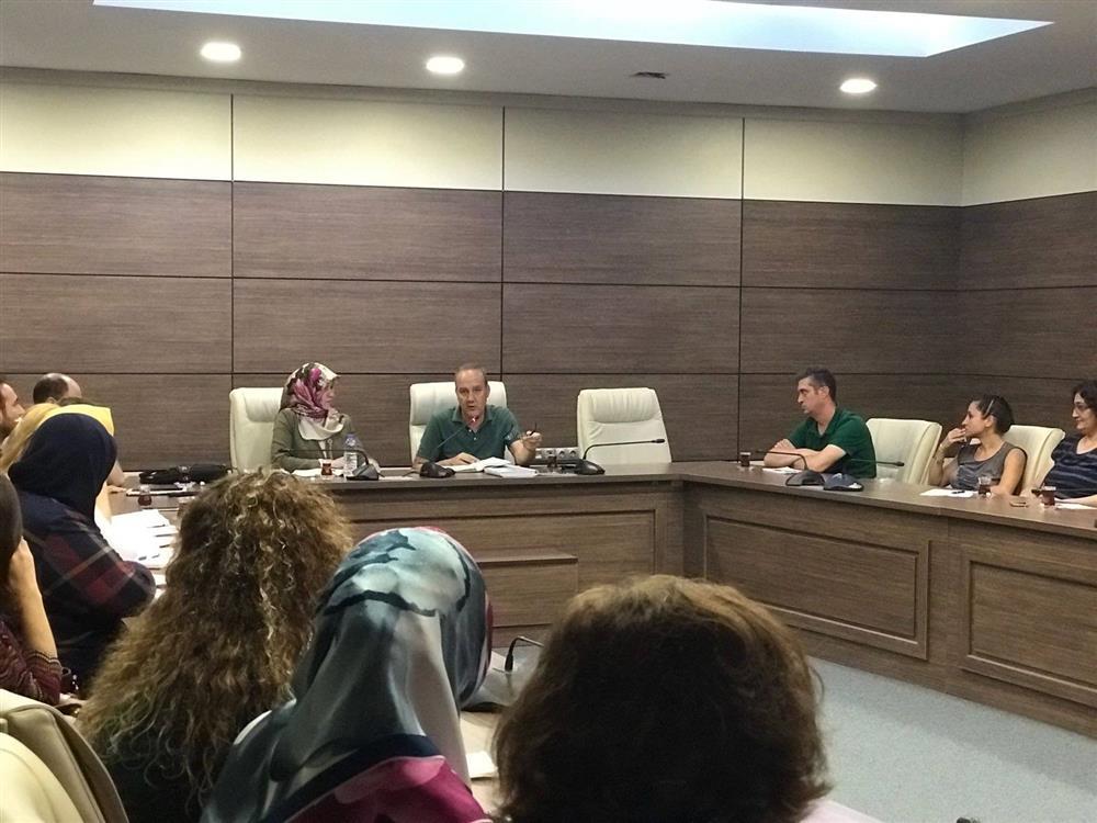 Yoğun Bakımlar Hizmet Değerlendirme Toplantısı