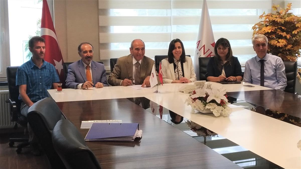 29 Mayıs Devlet Hastanesi ve Ankara Kalkınma Ajansı Arasında Proje Destek Sözleşmesi İmzalandı