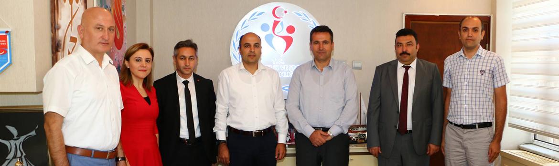 Sporcu Sağlığı Merkezi Ön Mutabakat Toplantısı