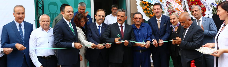 İlkadım Osman Gazi Aile Sağlığı Merkezi'nin Açılışı Gerçekleştirildi