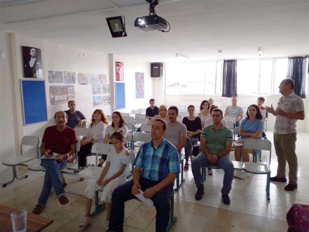 Özel Sınav Eğitim Kurumlarında Organ Bağışı ve Nakli Eğitimi
