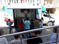 Mustafakemalpaşa İlçe Sağlık Müdürlüğü Halk Sağlığı Haftası Eğitim Etkinlikleri