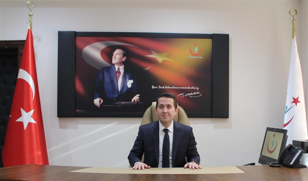 Yeni doktor atamasıyla ilgili İl Sağlık Müdürü Dr. Ergün YANMAZ teşekkür mesajı yayınladı