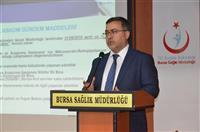İl Sağlık Müdürü Sayın Dr. Özcan AKAN ASKOM Gündemlerini değerlendirdi