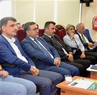 ASKOM ve SDDK toplantısı yapıldı