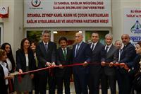 Zeynep Kamil Kadin ve Cocuk Hastaliklari Egitim ve Arastirma Hastanesi Fuaye Alanı ve Kres Acilisi 27.09.2018 - 14.JPG