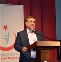 İl Sağlık Müdürümüz Dr. Özcan AKAN tarafından günün önemine istinaden konuşma yapıldı.