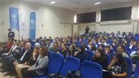 """Osmangazi Gençlik Merkezinde gençlere yönelik """"Psikolojik Dayanıklılık"""" semineri yapıldı."""
