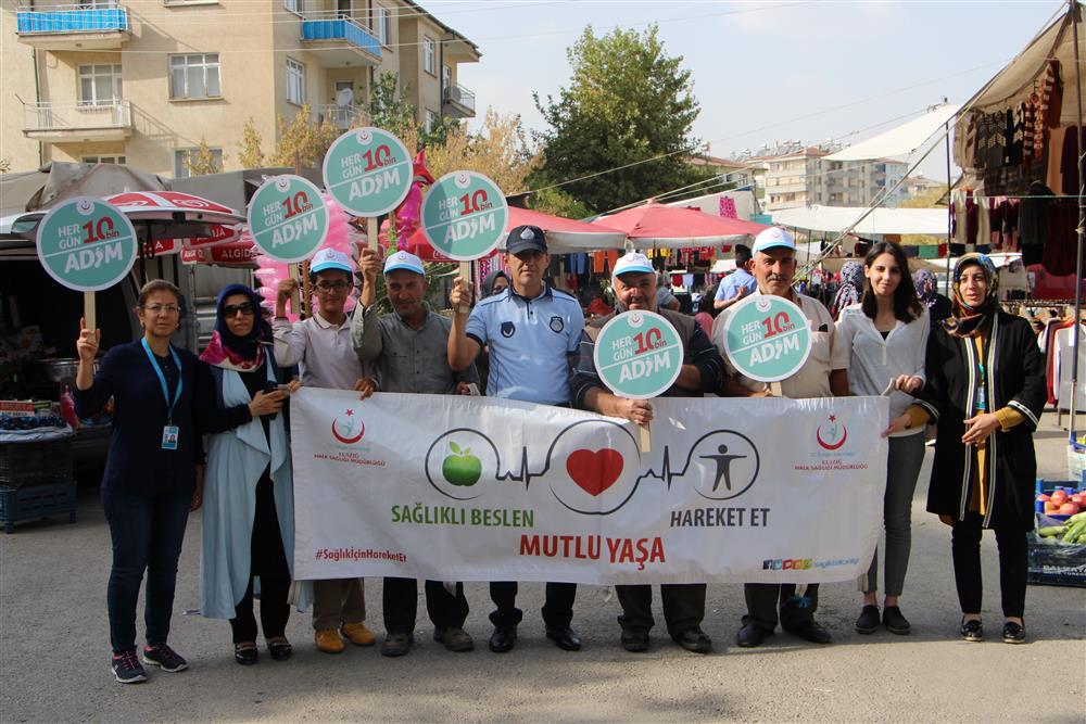 İl Sağlık Müdürlüğümüzden  16 Ekim Dünya Gıda Günü Etkinliği