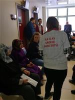 Mudanya İlçe Sağlık Müdürlüğü Emzirme Haftası Etkinlikleri