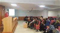 Mudanya İlçe Sağlık Müdürlüğü 1-31 Meme Kanseri Bilinçlendirme Ayı Etkinlikleri