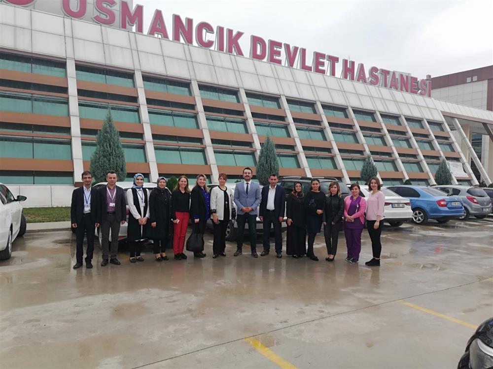 Osmancık Devlet Hastanesi Anne Dostu Hastane Çalışmaları