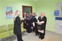 Yıldırım Sağlıklı Hayat Merkezi KETEM gezilerek sunulan hizmetler hakkında bilgiler verildi.