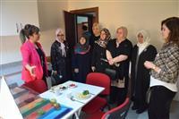Halk Sağlığı Hizmetleri Başkanı Dr. Esma KUZHAN tarafından Yıldırım Sağlıklı Hayat Merkezi KETEM gezilerek sunulan hizmetler hakkında bilgiler verildi.