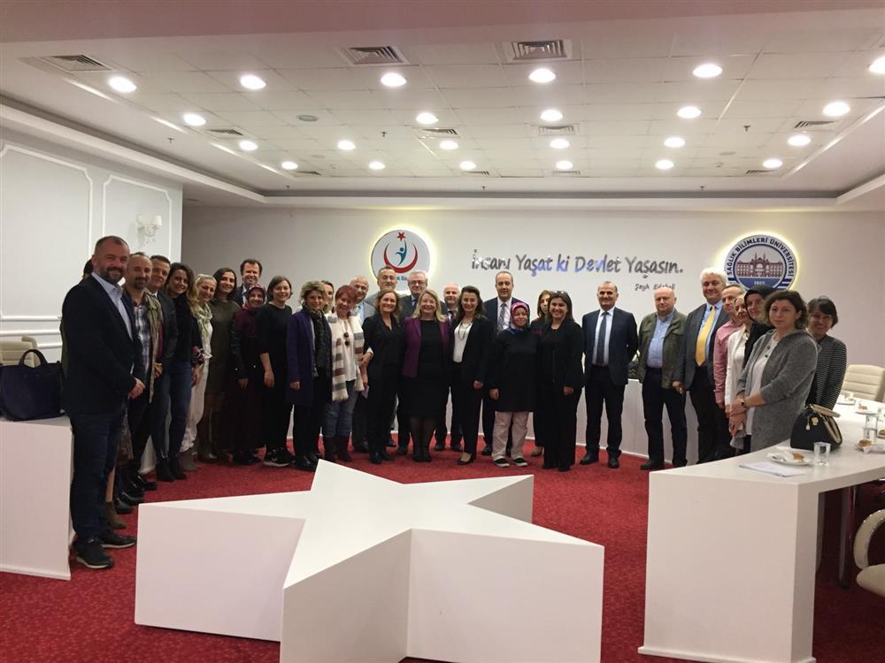 Tüberküloz Bilgi Güncelleme Toplantısı Samsun Eğitim ve Araştırma Hastanemiz Toplantı Salonunda Gerçekleştirildi
