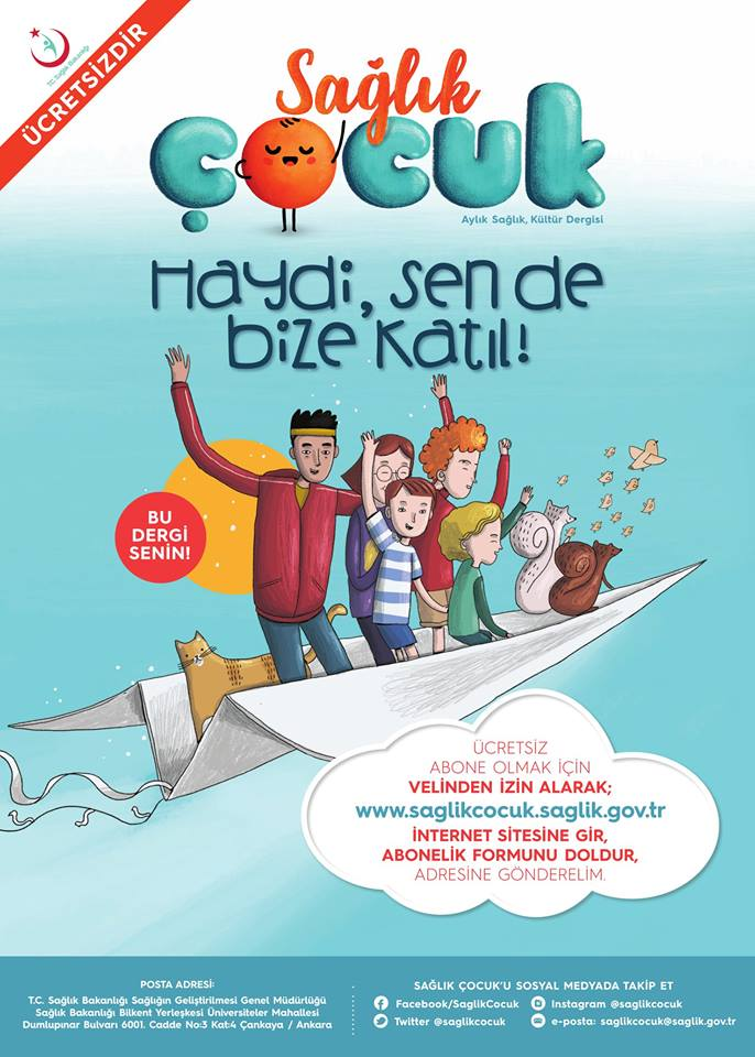Sağlıklı Çocuk Dergisi