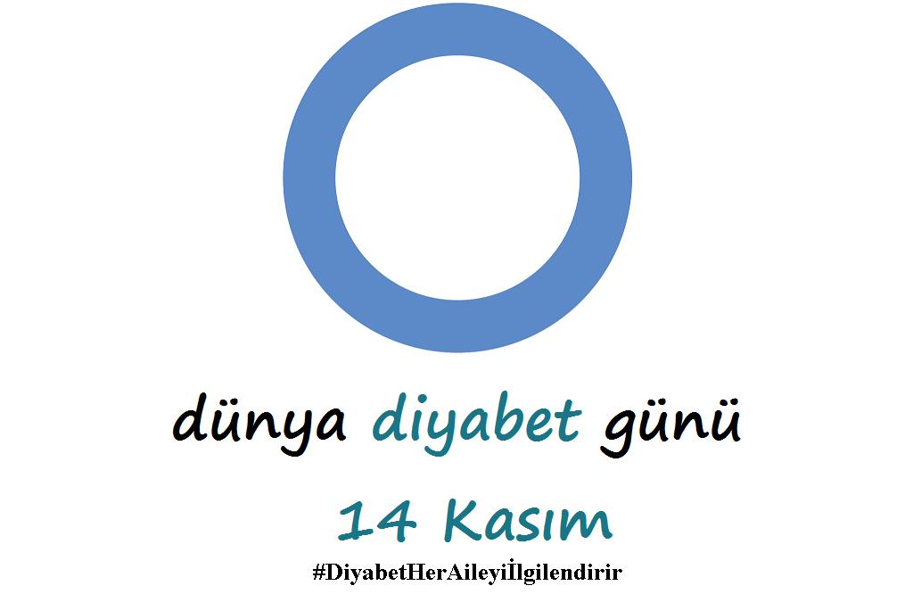 Diyabet Her Aileyi İlgilendirir 14 Kasım Dünya Diyabet Günü