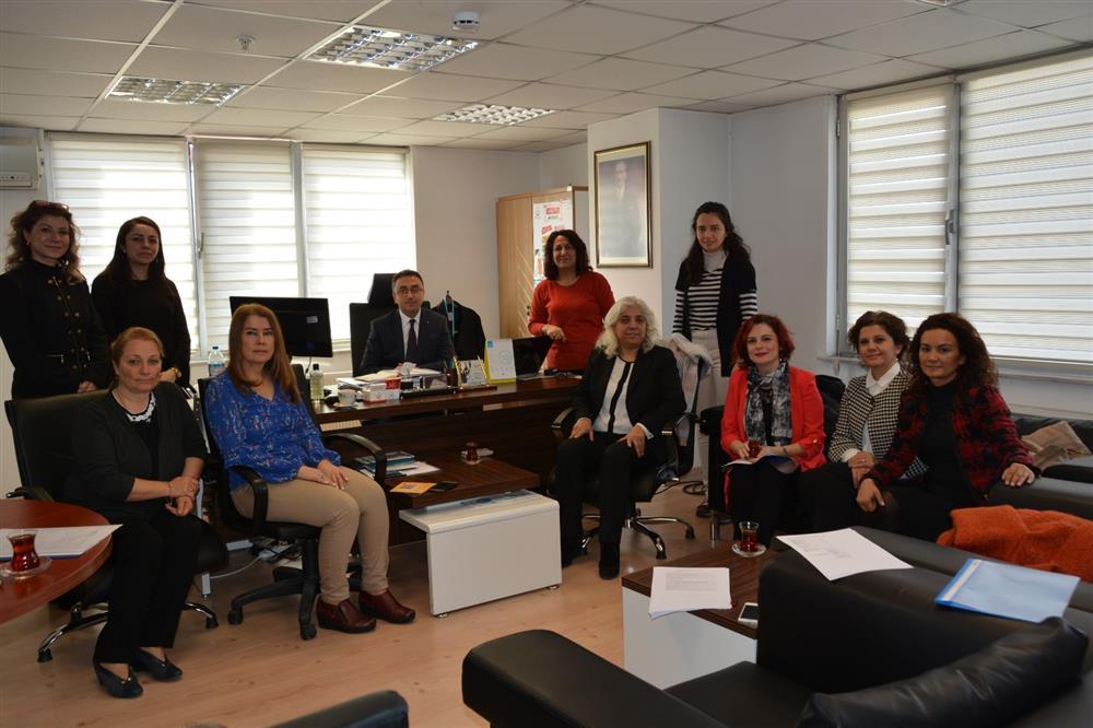 Ankara ili Bebek Dostu Sağlık Kuruluşları hakkında bilgilendirme toplantısı yapılmıştır