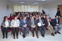 SBÜ Bursa Yüksek İhtisas EAH Ameliyathane Hemşireliği Sertifikalı Eğitim Programı Kapanış Töreni