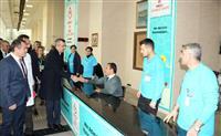 Kırıkkale Valimiz Yunus Sezer, Müdürlüğümüzü Ana Binasını ve Hastanemizi Ziyaret Etti (5).JPG