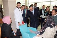 Kırıkkale Valimiz Yunus Sezer, Müdürlüğümüzü Ana Binasını ve Hastanemizi Ziyaret Etti (6).JPG