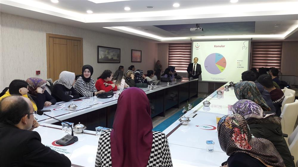 Erzurum ili 05-07 Aralık 2018 Neonatal Resusitasyon Programı