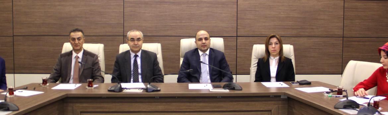 İl Tüberküloz Kontrol Kurulu Toplantısı Sağlık Müdürlüğümüzde Yapıldı