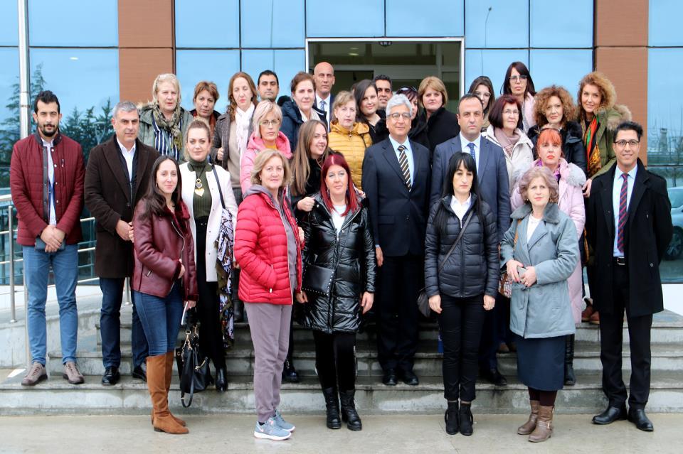 Kosava'lı doktorlar sağlık turizmi için Isparta'da