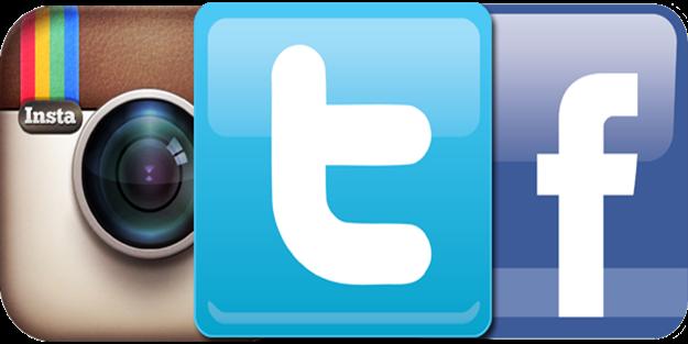 İl Sağlık Müdürlüğümüze ait Sosyal Medya Hesapları